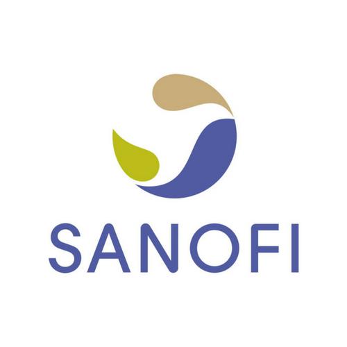 Logo entreprise Sanofi