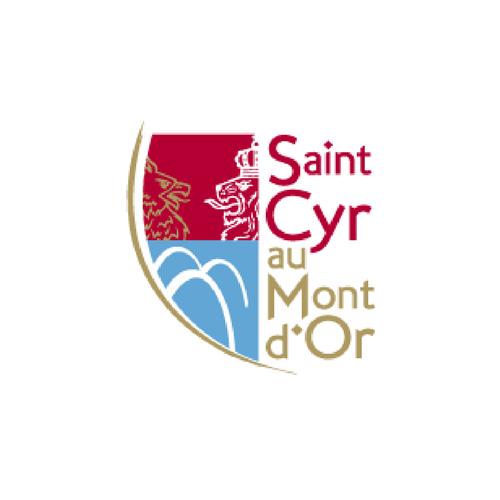 Logo Mairie St Cyr au Mont d'or