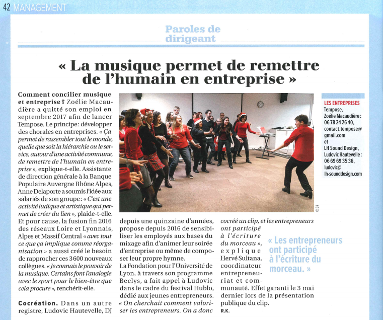 Article Tempose 10 mai 2018