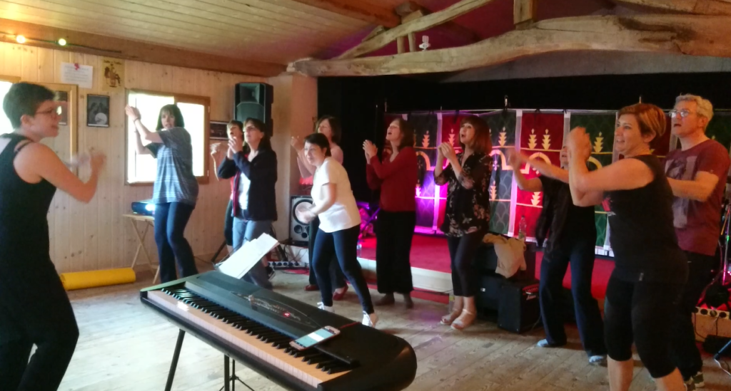 Atelier d'initiation gospel
