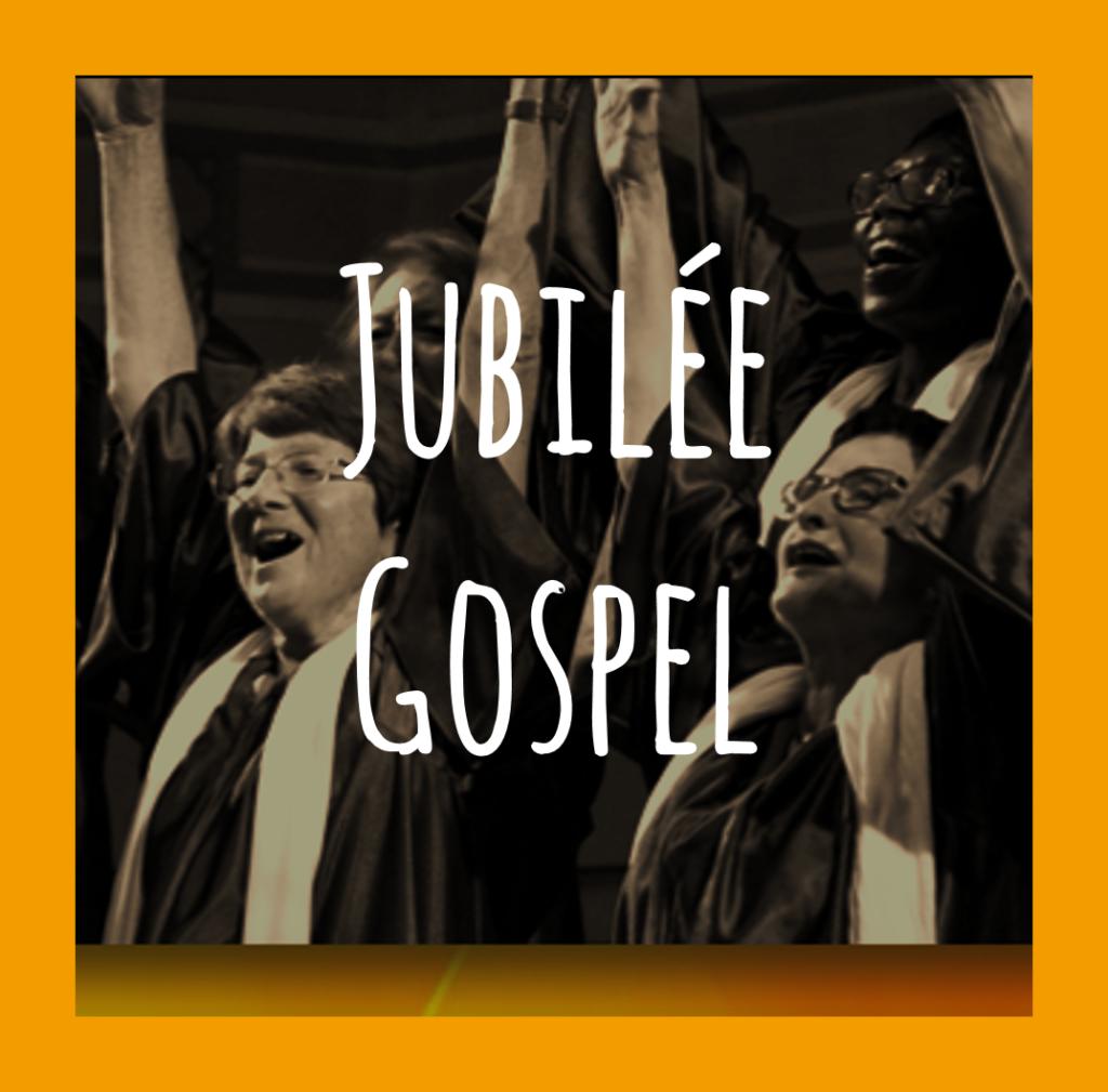 JUBILEE GOSPEL